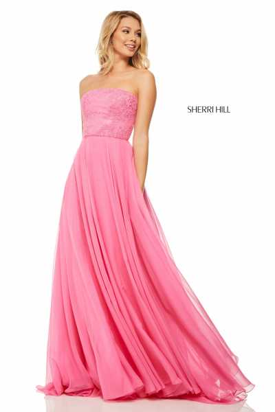 Sherri Hill 52822 Long picture 3