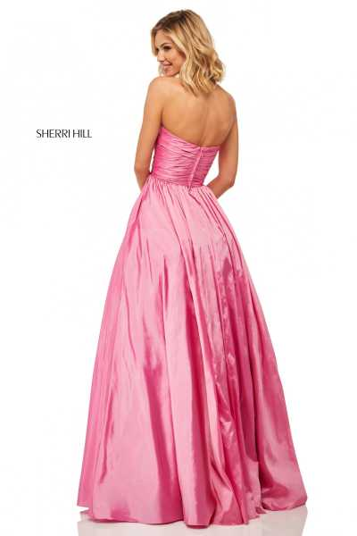 Sherri Hill 52833 Strapless picture 1