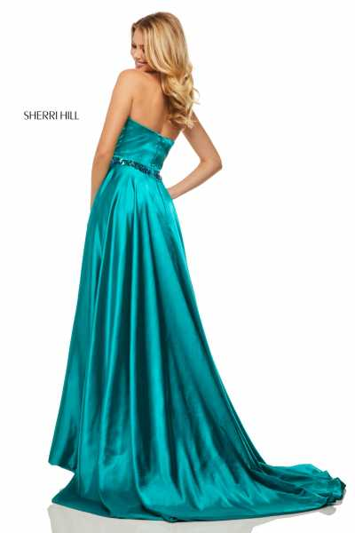 Sherri Hill 52841 Strapless picture 1
