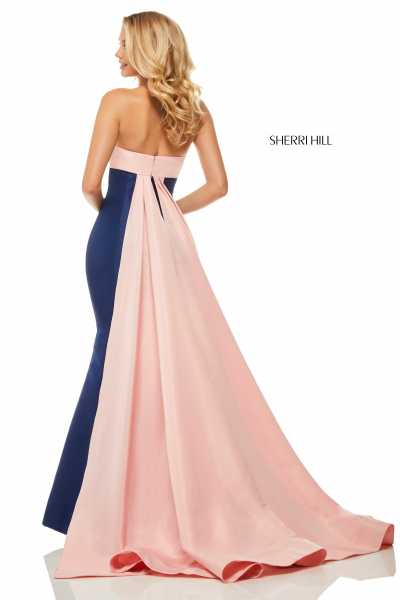 Sherri Hill 52845 Strapless picture 1