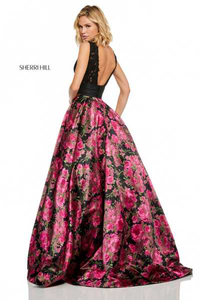 Sherri Hill 52861  picture 4