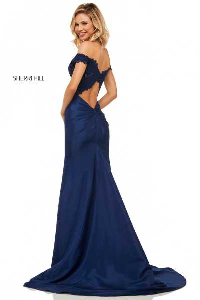 Sherri Hill 52874 Fitted picture 2