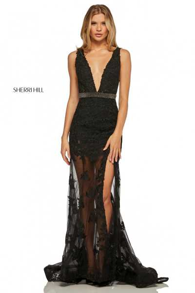Sherri Hill 52875 Fitted picture 2