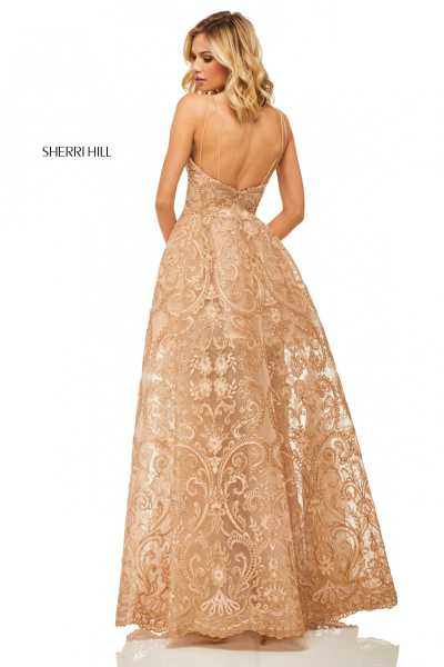 Sherri Hill 52878 Fitted picture 2