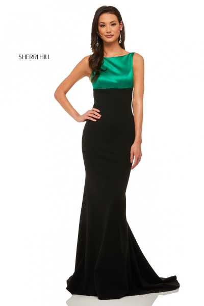 Sherri Hill 52903 Fitted picture 2