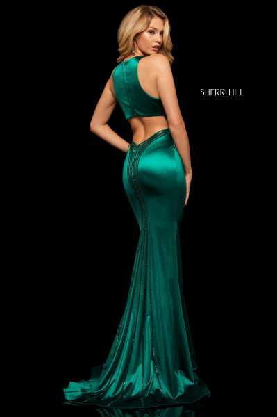 Sherri Hill 52908 High Neck picture 1