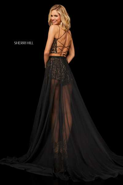 Sherri Hill 52919 Fitted picture 2