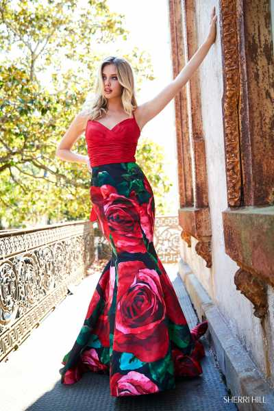 Sherri Hill 52930 Mermaid picture 2