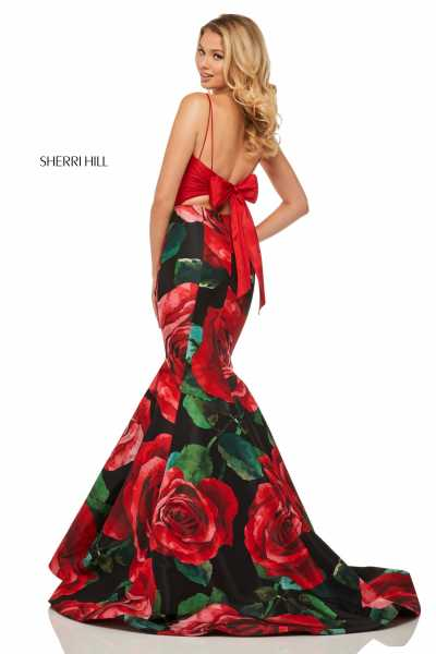 Sherri Hill 52930 Long picture 3