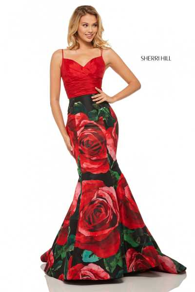 Sherri Hill 52930  picture 4