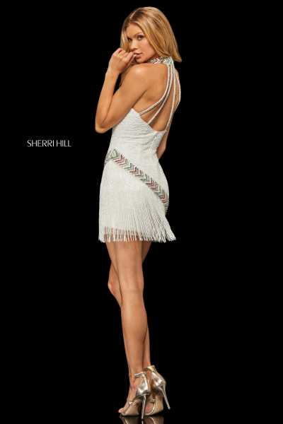 Sherri Hill 52940 High Neck picture 1