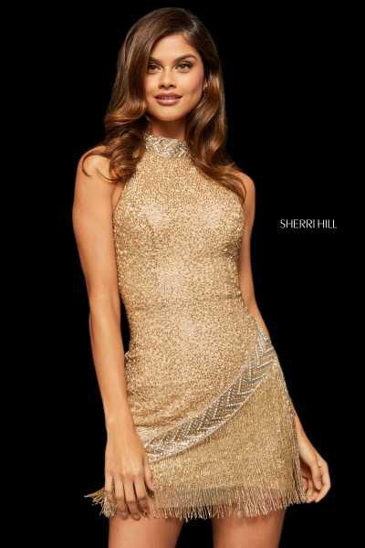 Sherri Hill 52940 Short picture 3