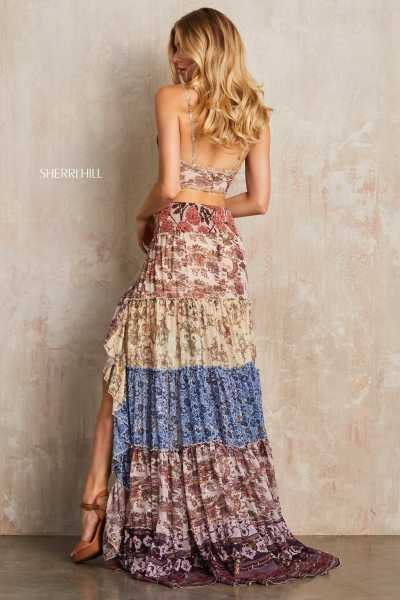 Sherri Hill 52950 High-Low picture 3