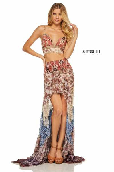 Sherri Hill 52950  picture 4