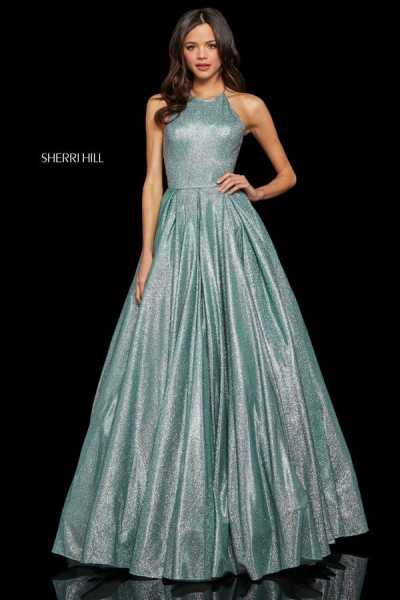 Sherri Hill 52964 High Neck picture 1