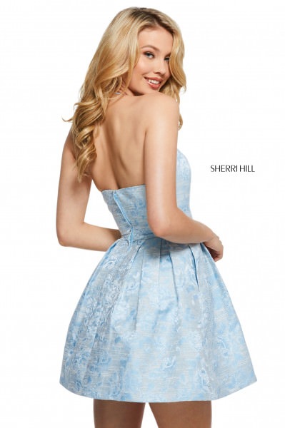 Sherri Hill 53072 Short picture 3
