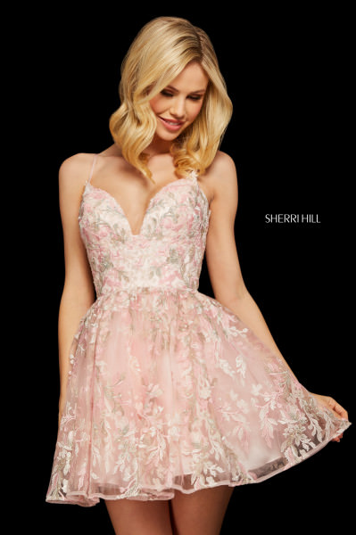 Sherri Hill 53074  picture 5