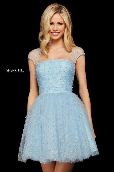 Sherri Hill 53077 Short picture 3