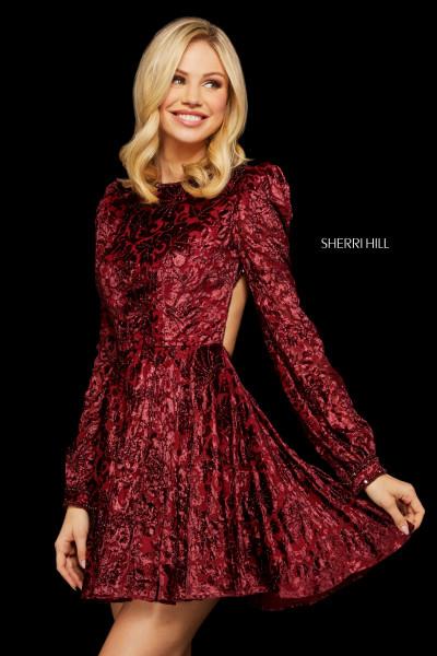 Sherri Hill 53115