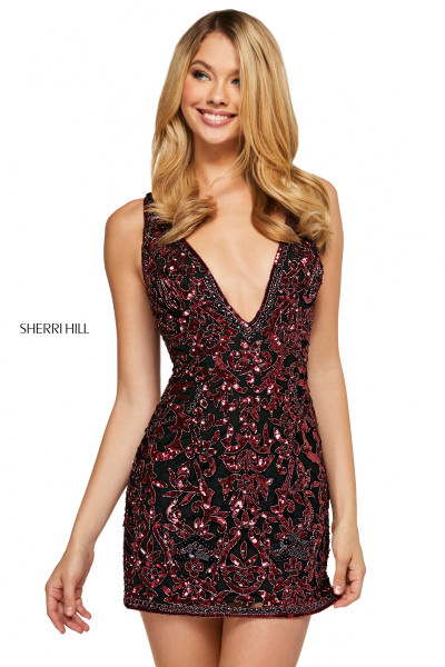 Sherri Hill 53122  picture 7