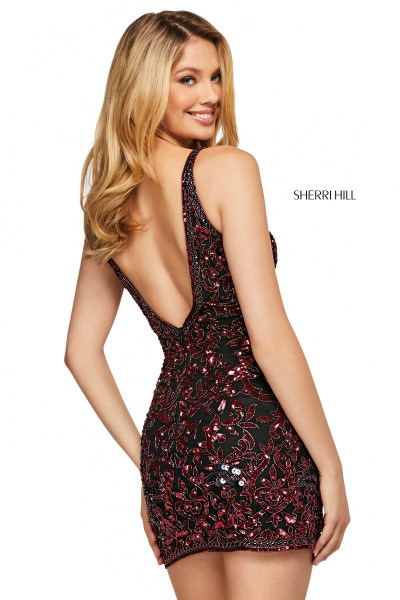 Sherri Hill 53122 Short picture 3