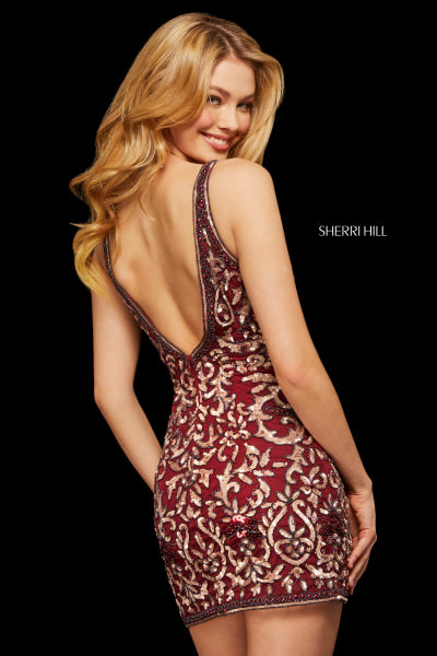 Sherri Hill 53122  picture 5