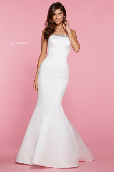 Sherri Hill 53321 Strapless picture 1