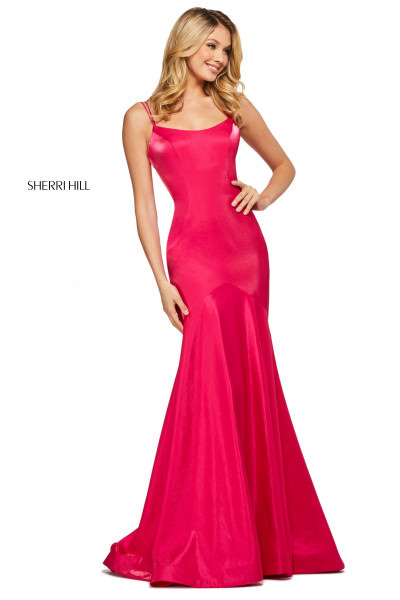 Sherri Hill 53351 Has Straps picture 1