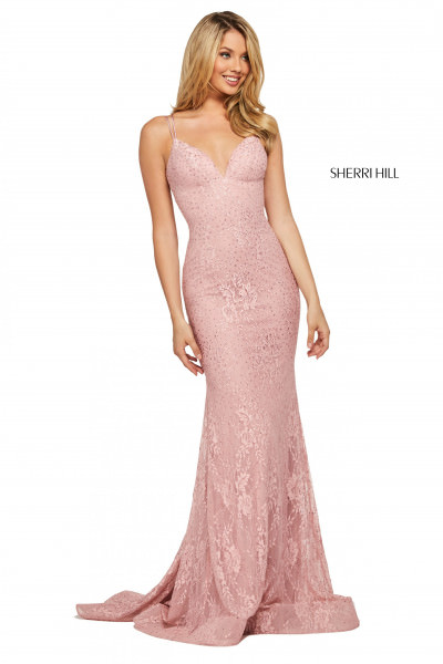 Sherri Hill 53364 Fitted picture 2