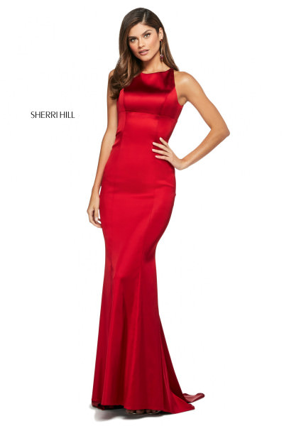 Sherri Hill 53392 Fitted picture 2