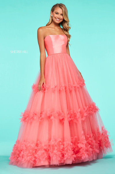 Sherri Hill 53420 Ball Gowns picture 2