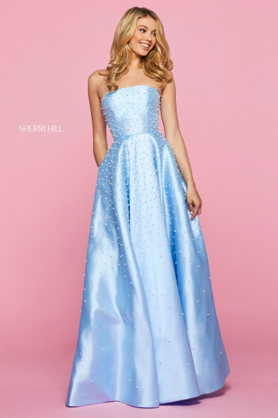 Sherri Hill 53421  picture 9