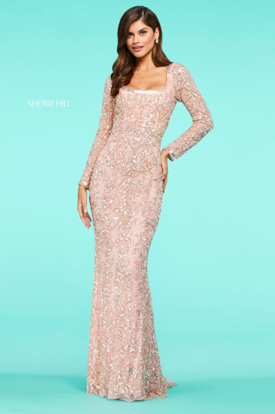 Sherri Hill 53451 Fitted picture 2