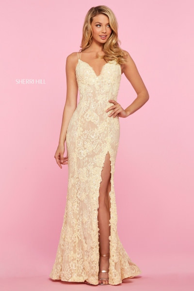 Sherri Hill 53460 Fitted picture 2