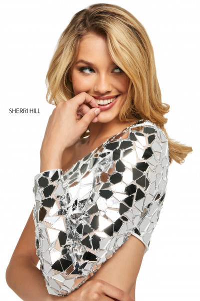 Sherri Hill 53468 Fitted picture 2