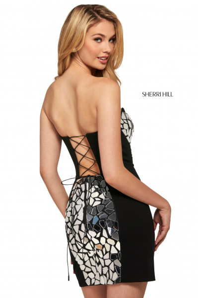 Sherri Hill 53469 Short picture 3