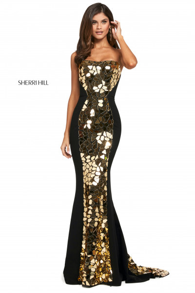 Sherri Hill 53473 Fitted picture 2