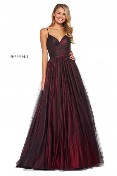 Sherri Hill 53480