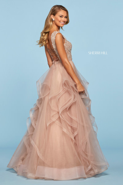 Sherri Hill 53510  picture 2