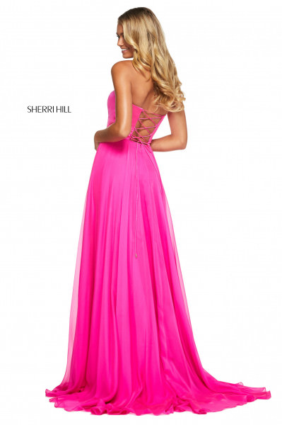 Sherri Hill 53574 Strapless picture 1