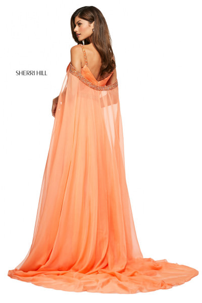 Sherri Hill 53630 Has Straps picture 1