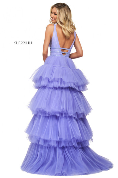 Sherri Hill 53733 V-Shape picture 1