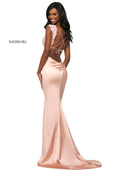 Sherri Hill 53735 Has Straps picture 1
