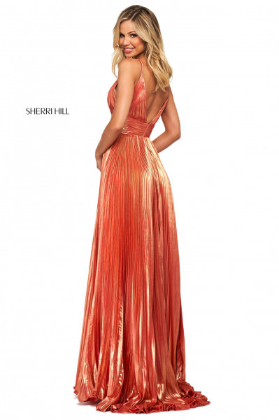 Sherri Hill 53737 V-Shape picture 1