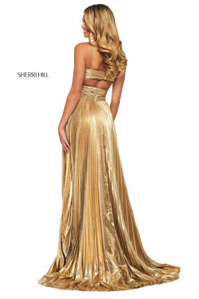 Sherri Hill 53738 Has Straps picture 1
