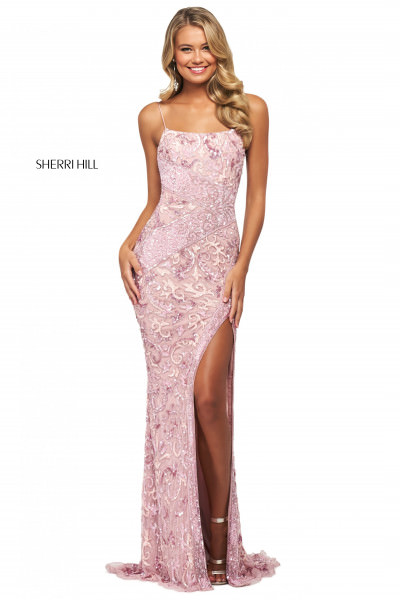 Sherri Hill 53828 Fitted picture 2
