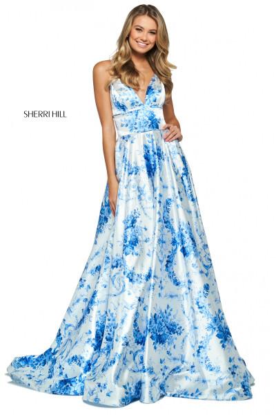 Sherri Hill 53886