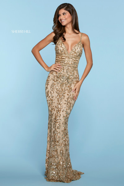 Sherri Hill 53136 Fitted picture 2
