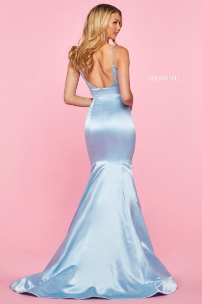 Sherri Hill 53354 Has Straps picture 1
