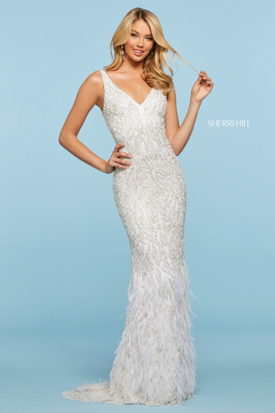 Sherri Hill 53367 Fitted picture 2